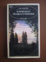 Goethe - Seferintele tanarului Werther