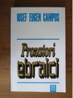 Iosef Eugen Campus - Prozatori ebraici