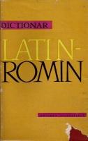 Rodica Ochesanu - Dictionar Latin-Roman