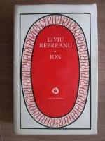 Liviu Rebreanu - Ion (coperti cartonate)