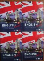 English today. Incepatori. Curs de limba engleza, vol. 1, 2, 3, 4