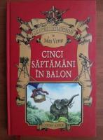 comperta: Jules Verne - Cinci saptamani in balon