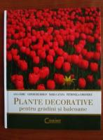 Anca Sarbu - Plante decorative pentru gradini si balcoane