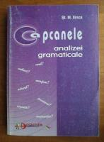 St. M. Ilinca - Capcanele analizei gramaticale