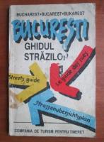 Bucuresti. Ghidul strazilor (1991)