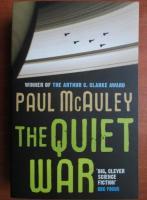 Paul MacAuley - The quiet war