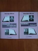 comperta: George Mirea - Memorii...
