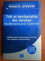 TVA et territorialite des services