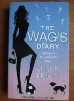 Alison Kervin - The wag`s diary