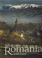 carte Florin Andreescu - Salutari din Romania with love (album)