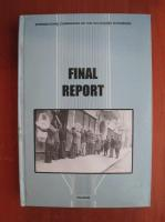 comperta: International Commission on the Holocaust in Romania. Final report (Elie Wiesel)