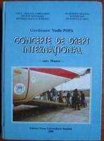 Vasile Popa - Concepte de drept international. Curs Master