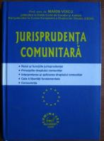 Marin Voicu - Jurisprudenta comunitara