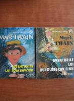 Mark Twain - Aventurile lui Tom Sawyer. Aventurile lui Huckleberry Finn (2 volume)