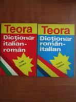 comperta: Alexandru Balaci - Mic dictionar roman-italian. Mic dictionar italian-roman (2 volume)