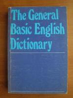 C. K. Ogden - The General Basic English Dictionary