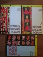 Iordan Datcu - Dictionarul etnologilor romani (3 volume)