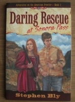 Stephen Bly - Daring Rescue at Sonora Pass