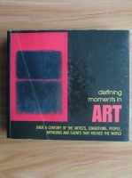 Mike Evans - Defining moments in art