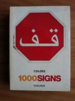 Carlos Mustienes - 1000 signs