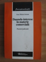 Ana-Maria Istrate - Daunele-interese in materie comerciala