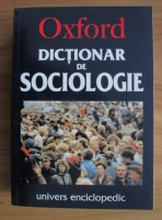 Gordon Marshall - Dictionar de sociologie