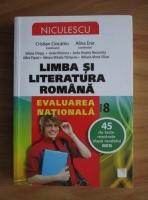 Cristian Ciocaniu - Limba si literatura romana