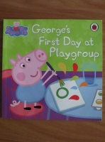 comperta: George's First Day at Playgroup