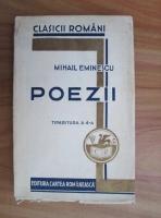 Mihai Eminescu - Poezii (1932)