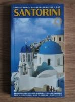 Santorini. Tourist guide, useful information, map