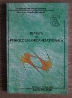 Anticariat: Revista de psihologie organizationala (volumul 1, nr. 3-4)