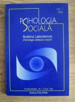 comperta: Psihologia sociala. Buletinul laboratorului Psihologia campului social (nr. 1, 1998)