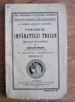 C. Plinius - Panegiricul Imparatului Traian (1925)
