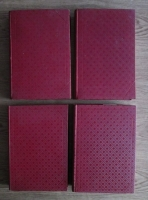 Dimitrie Alexandresco - Principiile dreptului civil roman (4 volume, 1926-1927)