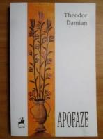Anticariat: Theodor Damian - Apofaze