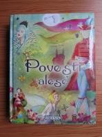 Povesti alese (Hans Christian Andersen, Charles Perrault si Fratii Grimm)