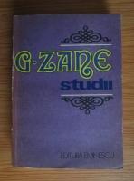 G. Zane - Sociologie