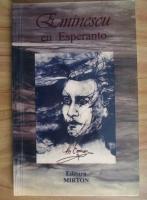 Mihai Eminescu - Poezii. Poeziajoj. Eminescu in esperanto