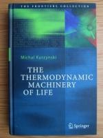 Michal Kurzynski - The Thermodynamic Machinery of Life