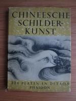 Chineesche Schilderkunst - 224 platen en details (1948)