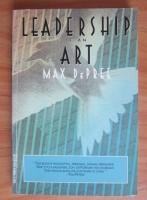 Max DePree - Leadership is an art