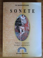 comperta: W. Shakespeare - Sonete