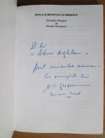 Nicolae Georgescu - Boala si moartea lui Eminescu. Abordare filologica (cu autograful si dedicatia autorului)