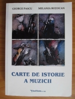 George Pascu - Carte de istorie a muzicii