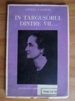 Otilia Cazimir - In targusorul dintre vii (1940)