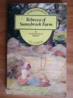 Kate Douglas Wiggin - Rebecca of Sunnybrook Farm