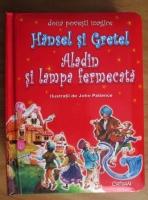 Hansel si Gretel. Aladin si lampa fermecata