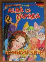 Alba ca Zapada. Schneewittchen (editie bilingva romana-germana)