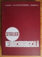 Constantin Arseni - Semiologie neurochirurgicala