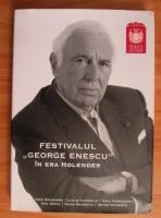 Ioan Holender - Festivalul George Enescu in era Holender